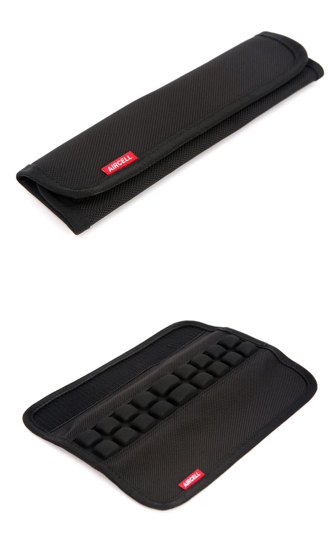 AIRCELL ASP018M Comfort Cushion Non-Slip Kamera Bag Shoulder Strap Mesh Pad